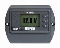 Sinergex dual battery monitor Vision 6